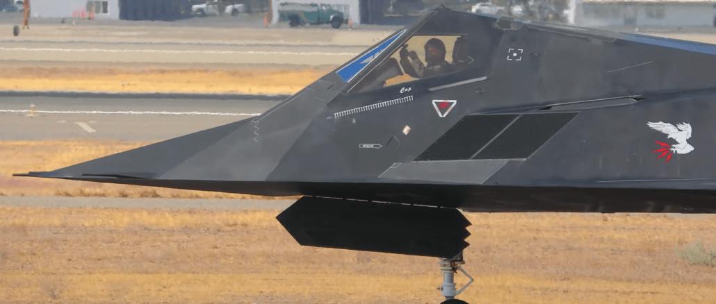 F-117 Fresno video