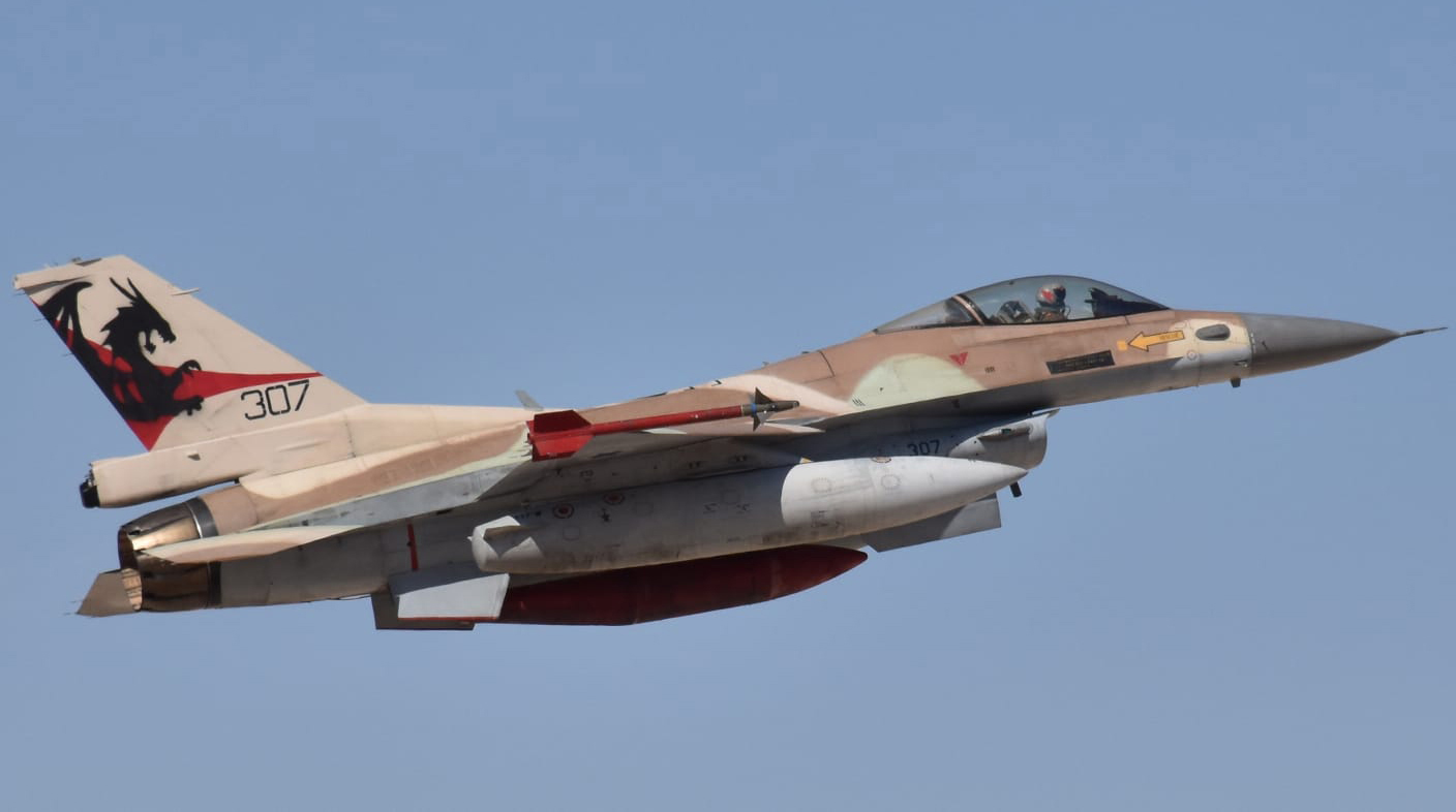 theaviationist.com - David Cenciotti - From Ovda With Love: Here Are The Israeli And Foreign Combat Aircraft Taking Part in Blue Flag Exercise