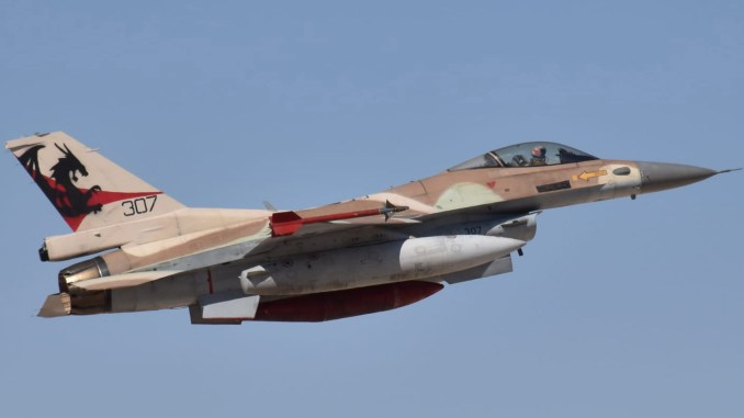 16 IAF F 16 take off - From Ovda With Love: Here Are The Israeli And Foreign Combat Aircraft Taking Part in Blue Flag Exercise