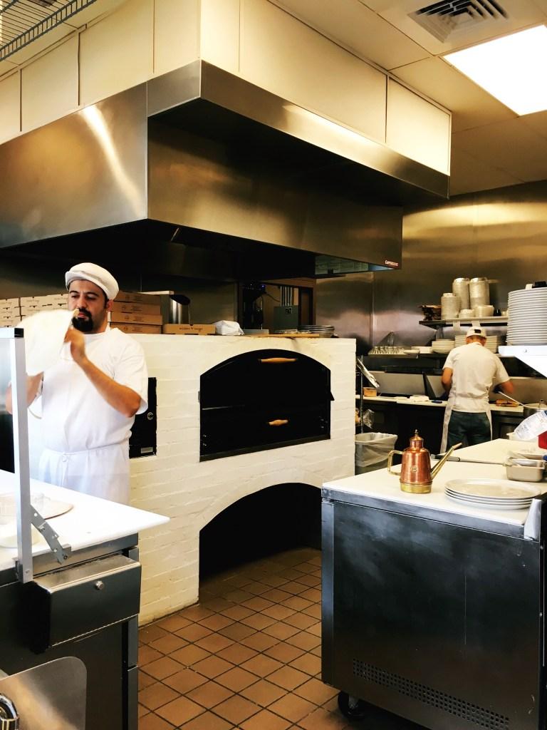 Omaggio Pizzeria