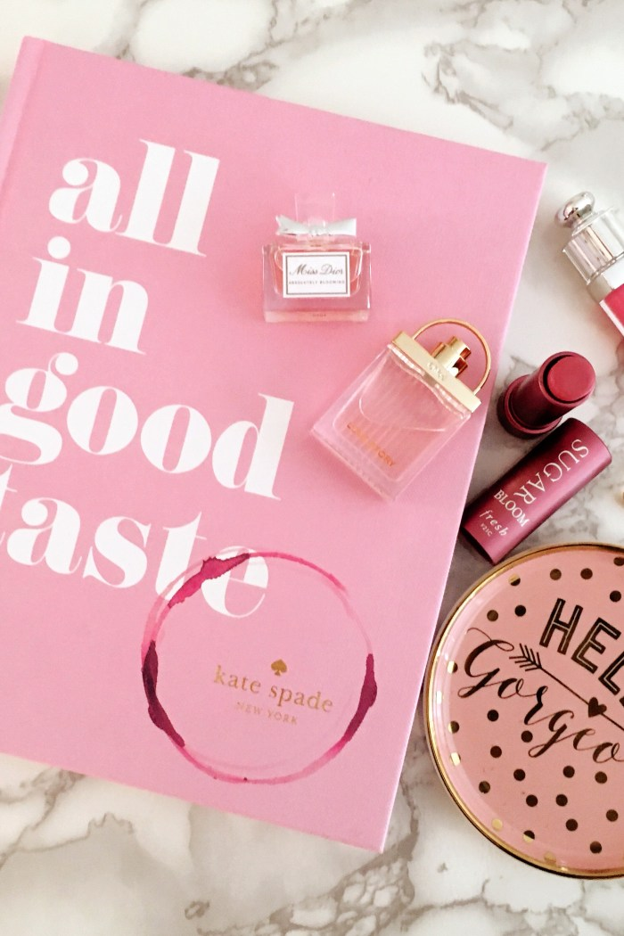 Pretty in Pink | A Valentines Day Gift Guide