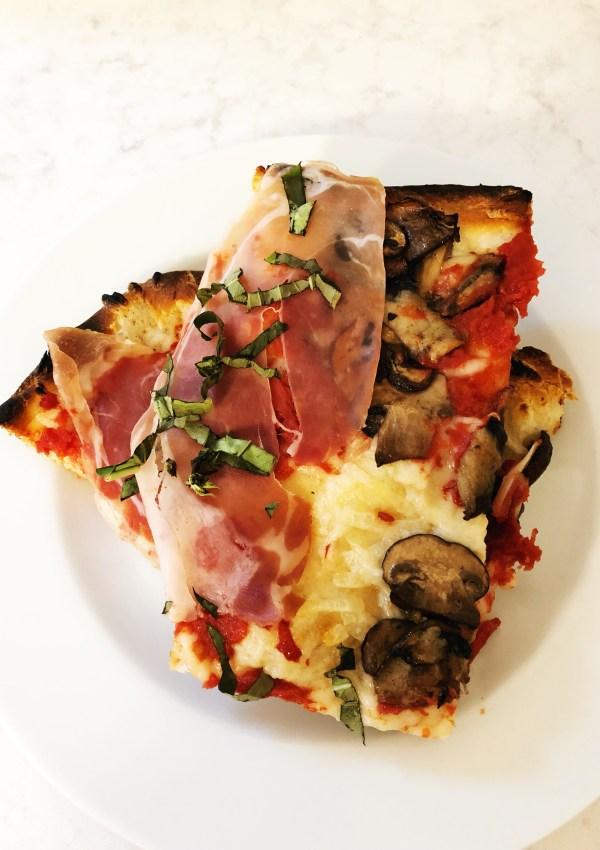 Mandolino's Artisan Pizza   Davidson