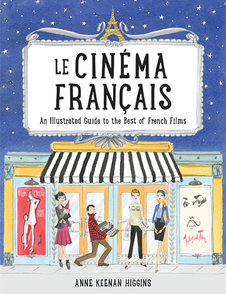 5 Books Every Francophile Should Have on Their Bedside Table