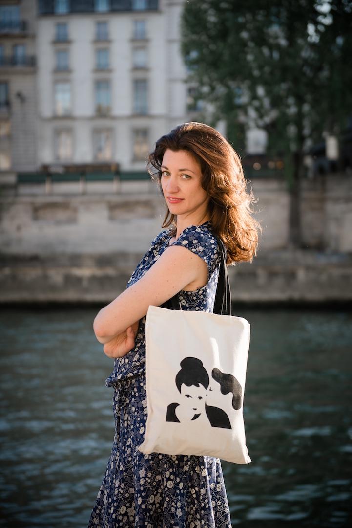 Inside the Parisian Life of Handbag Designer and Freelance Journalist Kasia Dietz