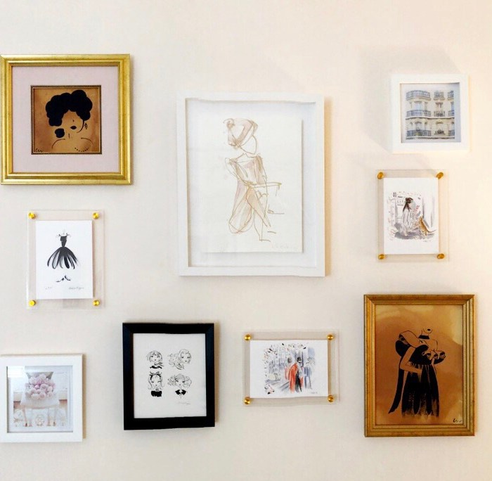 5 Tips for Creating a Gallery Wall
