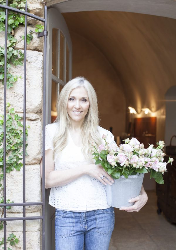 An Inside Look at Les Fleurs with Floral Designer Sandra Sigman