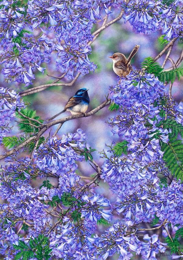 Heidi Willis | Botanical & Wildlife Watercolor Artist