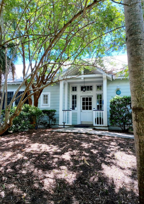 Checking In: Cottages at Charleston Harbor