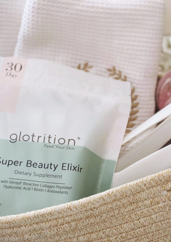 Clean Beauty from the Inside/Out with Glotrition