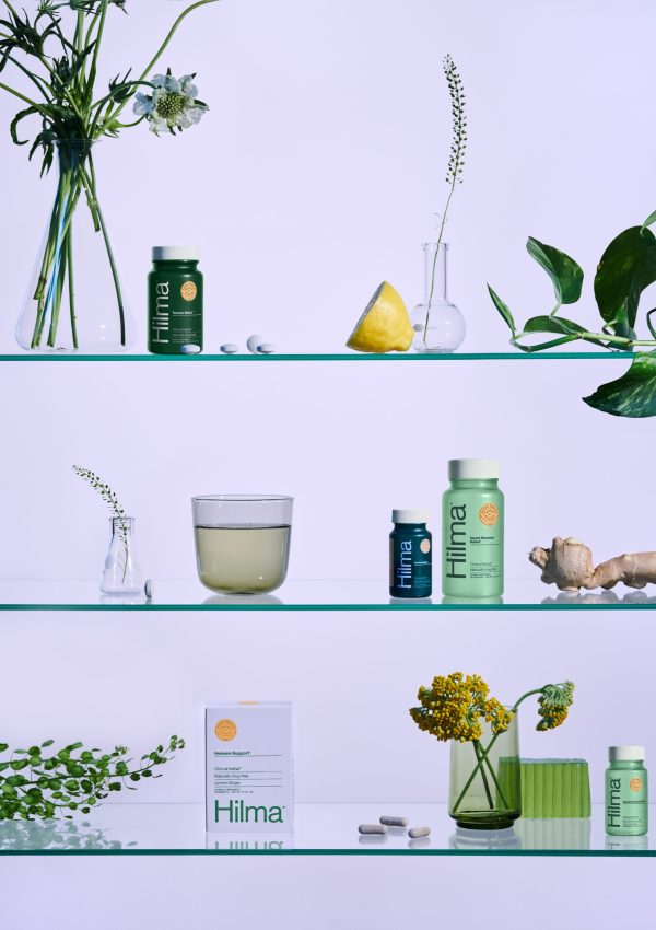 Inside Hilma the Natural Supplement Brand That Will Revolutionize Your Medicine Cabinet
