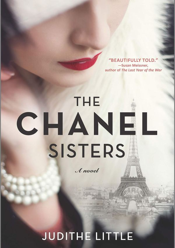The Chanel Sisters with Author Judithe Little
