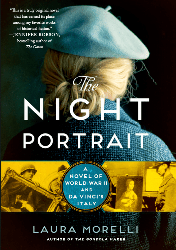 The Night Portrait with Author Laura Morelli