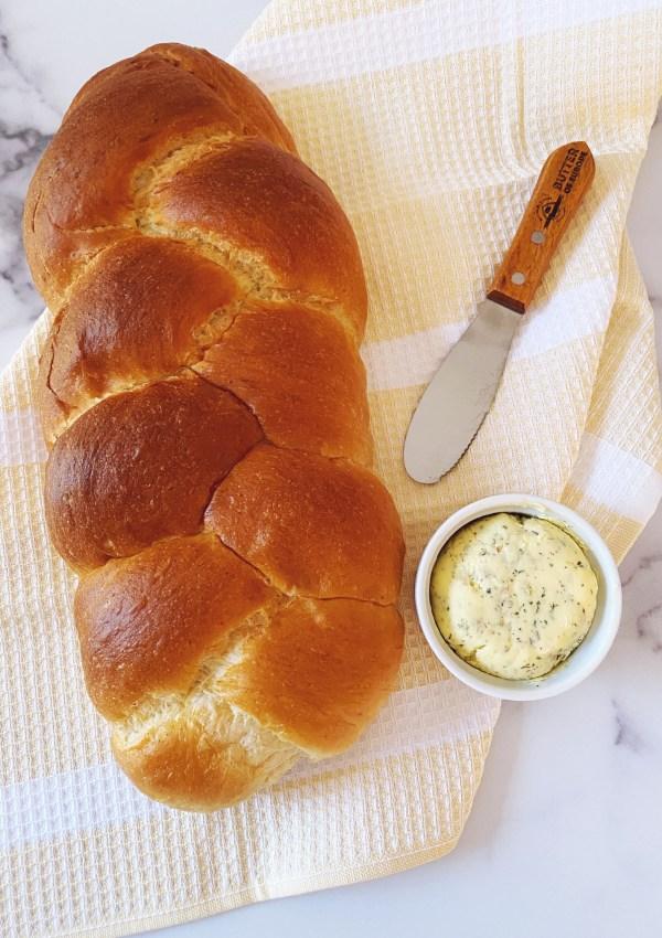 Herb Butter & Challah | Butter of Europe