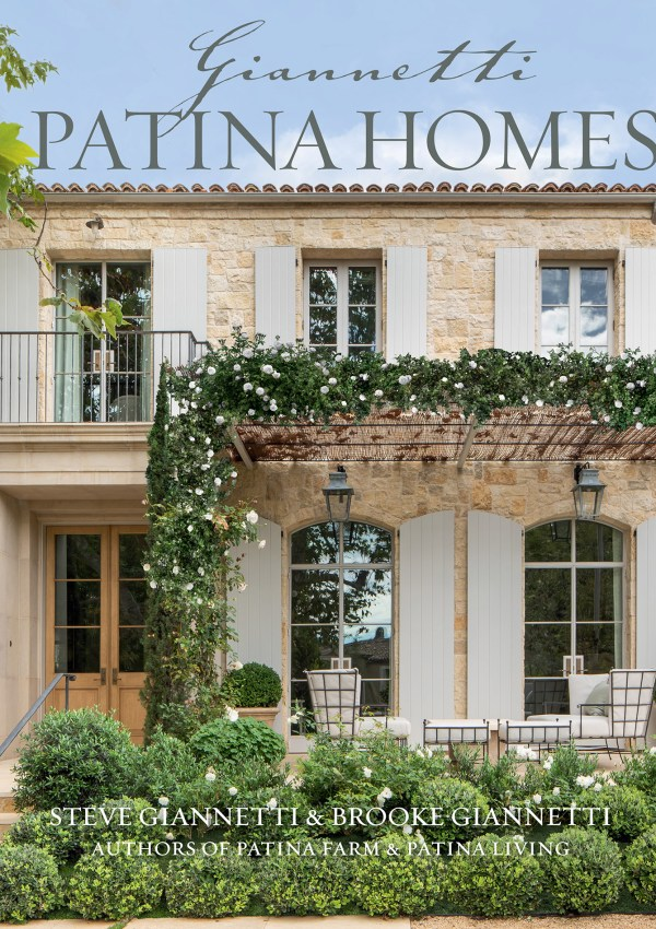 Inside Patina Homes with Brooke Giannetti