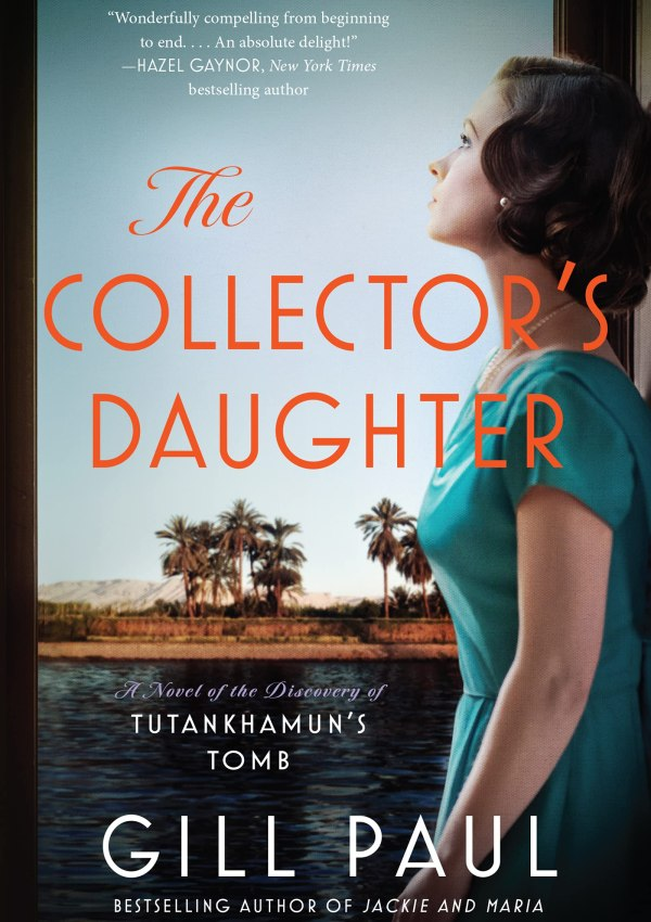 The Collector's Daughter with Author Gill Paul