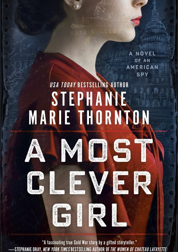 A Most Clever Girl with Author Stephanie Marie Thornton