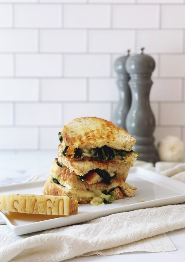 This Savory Grilled Cheese is EPIC