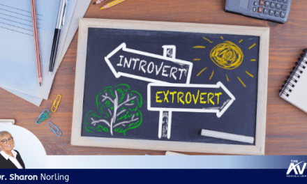 The difference in being an introvert and extrovert (I'm Feeling Myself)