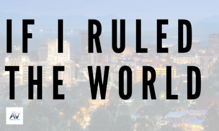 If I Ruled The World