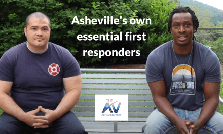 Asheville's own essential first responders