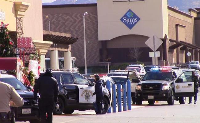Palmdale Walmart Evacuated After Gun Threat The Antelope