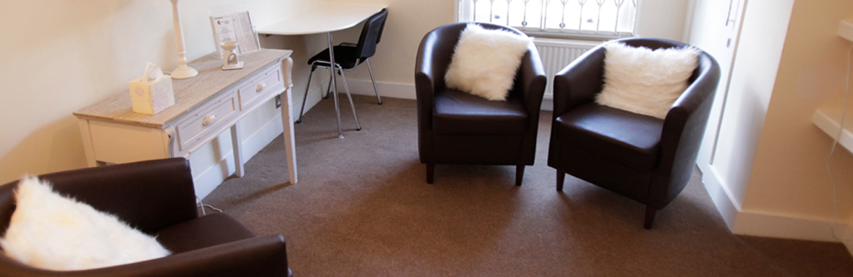 Hire a therapy room at The Awareness Centre