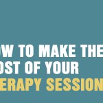 Make therapy work for you