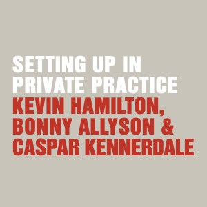 Setting Up In Private Practice