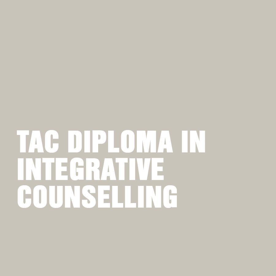 TAC Diploma in Integrative Counselling
