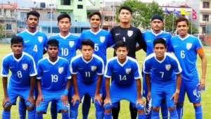 Indian U16 Football Team
