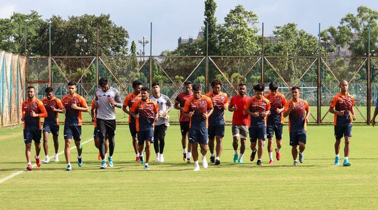 Delhi Dynamos vs Northeast United