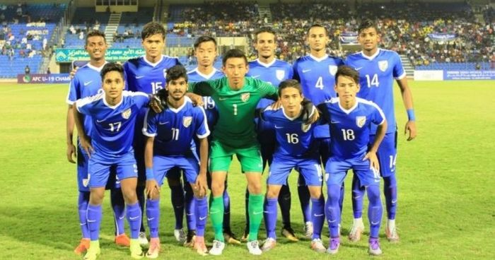 indian arrows team photo