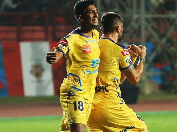 Kerala Blasters vs Bengaluru FC
