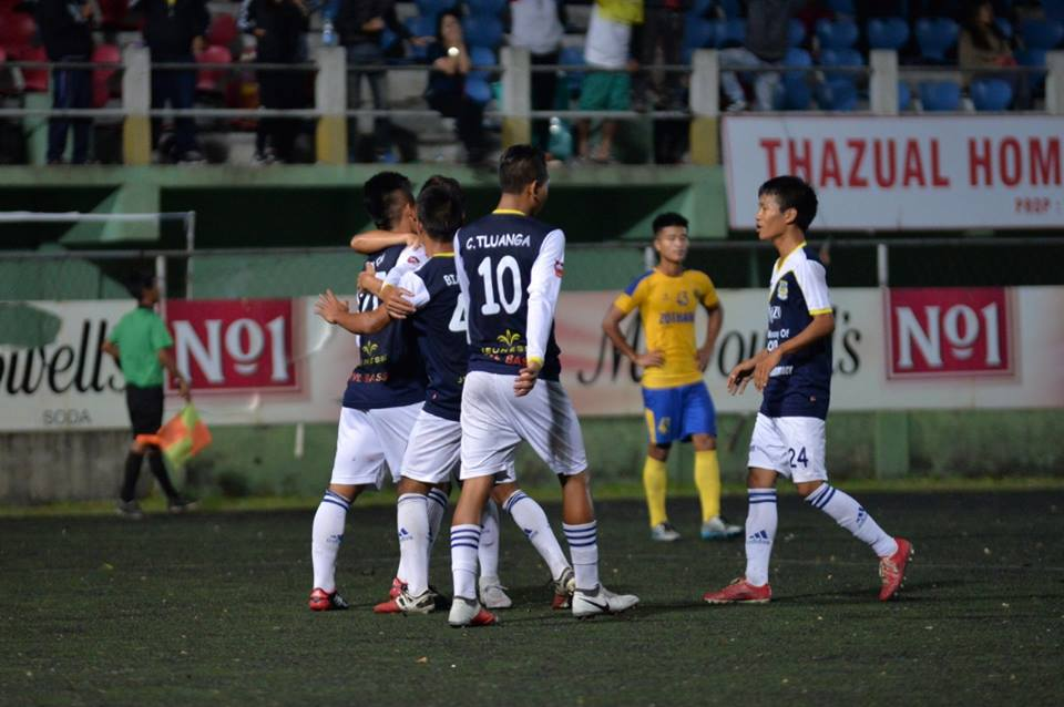 Bethlehem Vengthlang FC earned a crucial win over Chawnpui FC.   Photo Courtesy: @MFAMizoramFootballAssociation