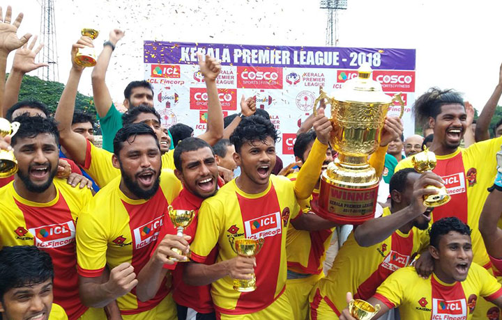 Kerala Premier League Matchday 1