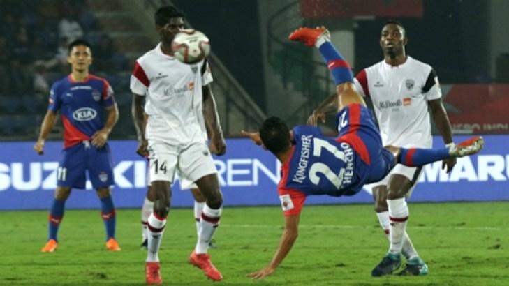 Bhutanese forward Chencho Gyeltshen joins Kerala Blasters