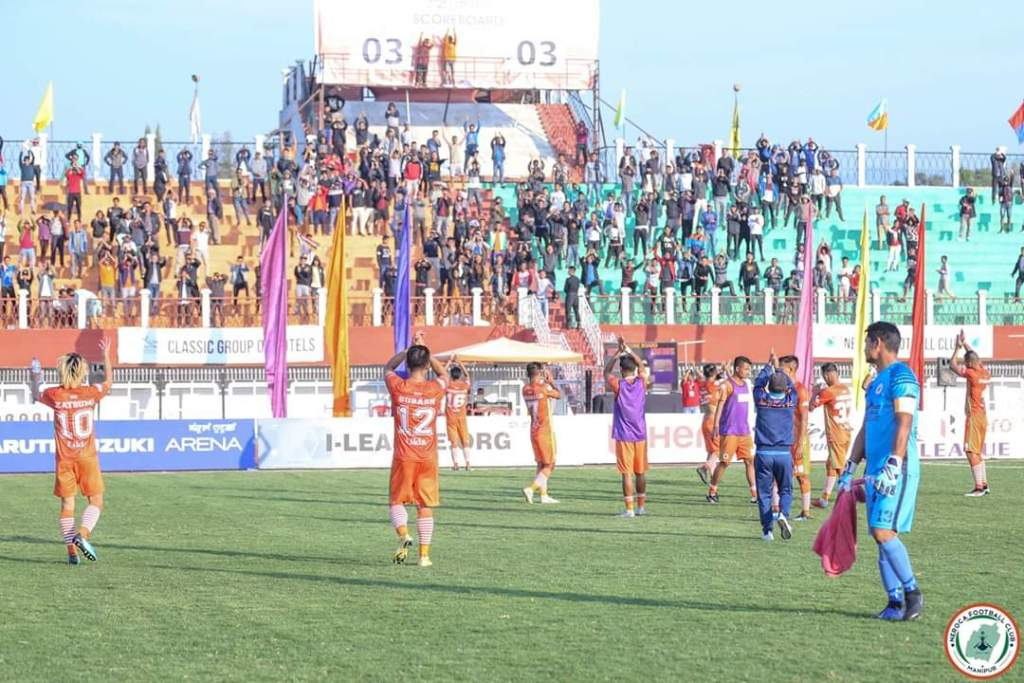 I-League: Relegation has been frozen; NEROCA FC will now be eligible to compete in the 2021-22 I-League