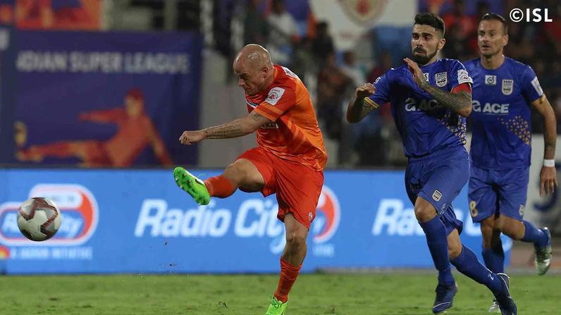 FC Pune City vs Mumbai City FC