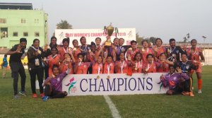 SAFF Women's Championship 2019 Final Nepal vs India
