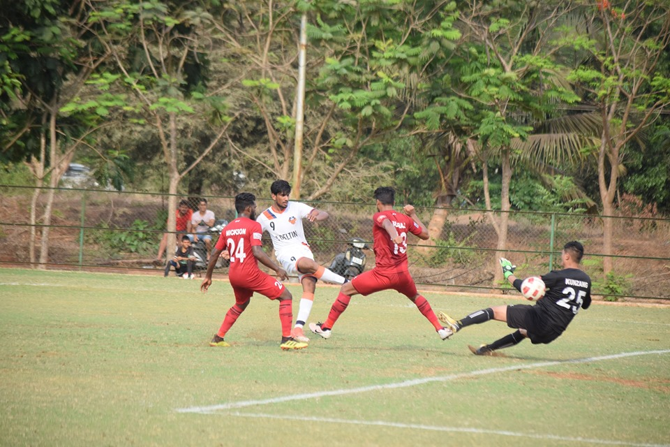 Goa Professional League Matchday 25