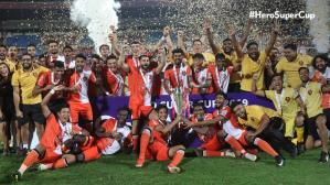 Hero Super Cup Final 2019
