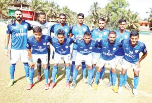 Goa Professional League Matchday 26