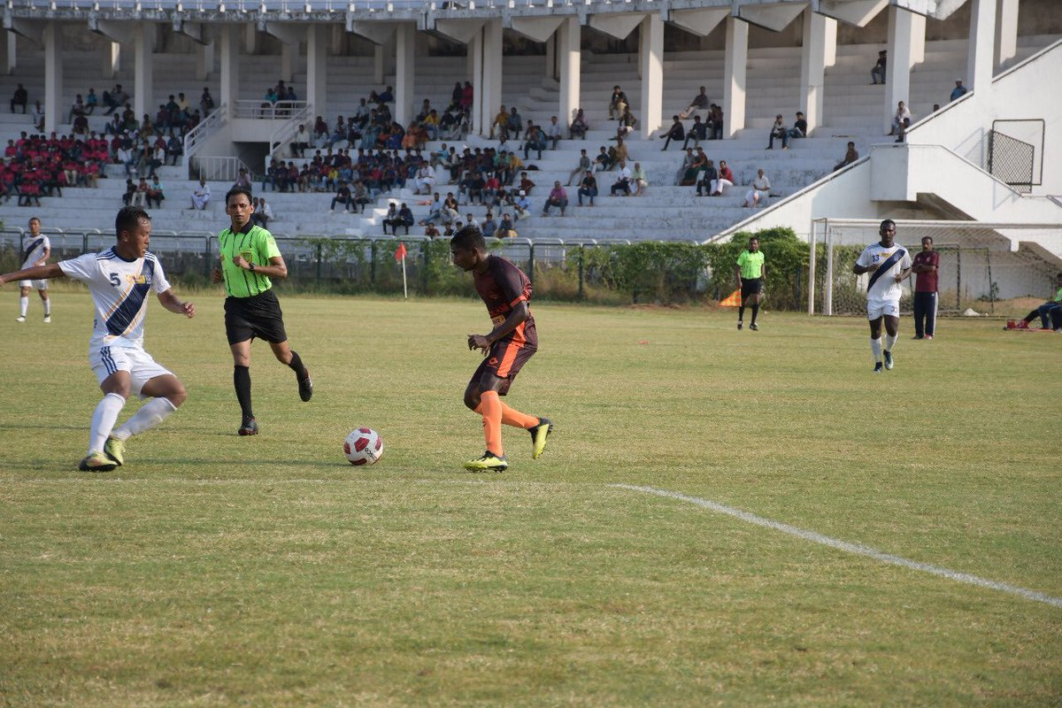 Kerala Premier League 2018-19 final between Indian Navy and Gokulam Kerala FC