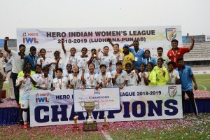 Indian Women's League 2018-19 Champions Sethu FC