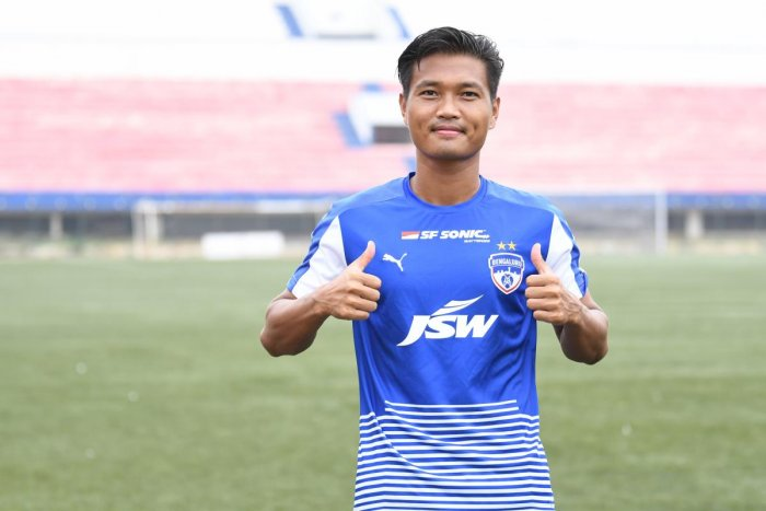 Boithang Haokip signs for East Bengal FC