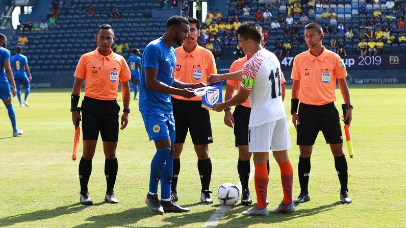 King's Cup 2019 Curaçao vs India