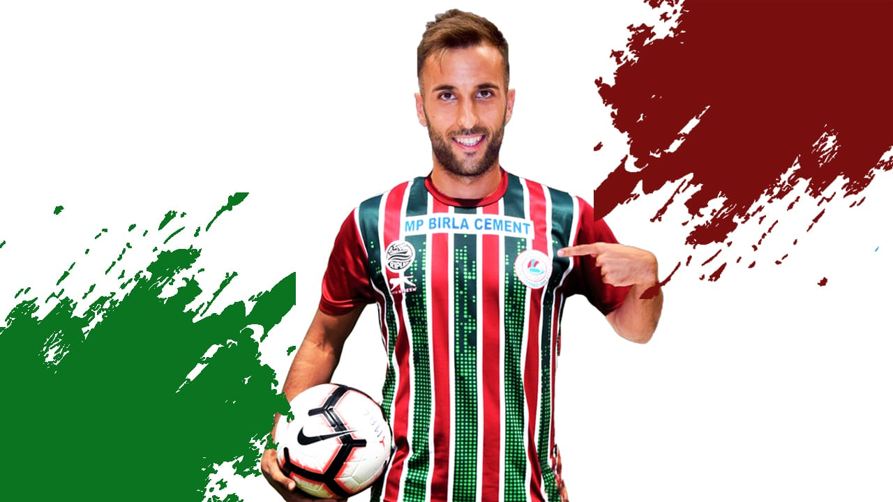 Mohun Bagan sign Spanish defender Francisco Morante Martínez