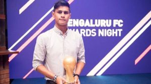 Eugeneson Lyngdoh returns to Bengaluru FC on a one-year-deal