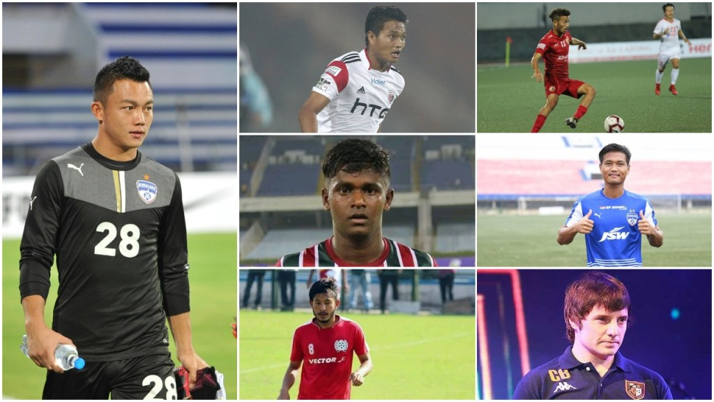 East Bengal Transfers