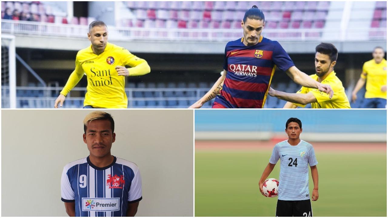 Mohun Bagan sign Spanish forward Salva Chamorro, FC Goa's Imran Khan and Nongdamba Naorem from Kerala Blasters